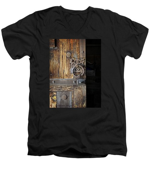 Hardware Men's V-Neck T-Shirt