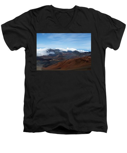 Heavenly In Hawaii Men's V-Neck T-Shirt