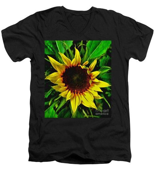 Helianthus Annus - Sunnydays Men's V-Neck T-Shirt