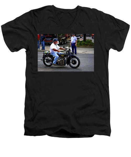 Henderson Four-banger Men's V-Neck T-Shirt