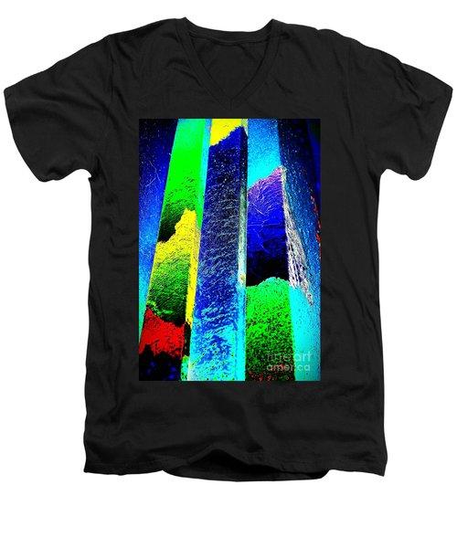 Higher Men's V-Neck T-Shirt