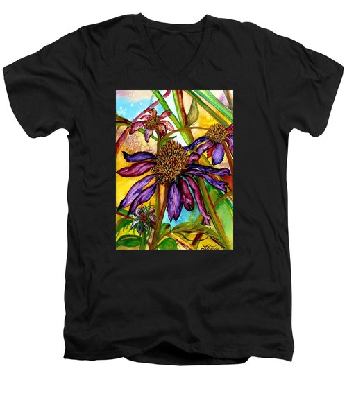 Holding On To Summer Sold Men's V-Neck T-Shirt
