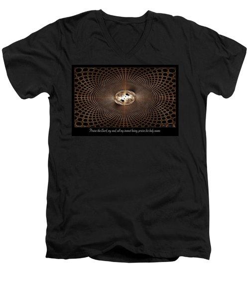 Holy Name Men's V-Neck T-Shirt