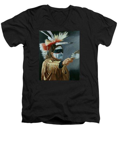 Honor Men's V-Neck T-Shirt