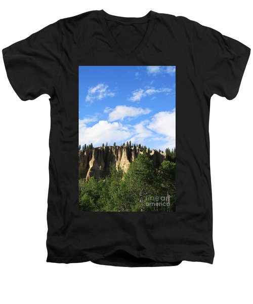 Hoodoos Men's V-Neck T-Shirt