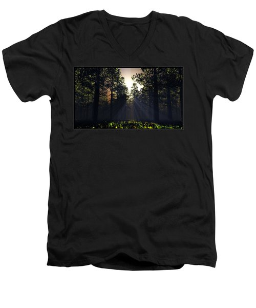 Hope Springs Eternal... Men's V-Neck T-Shirt