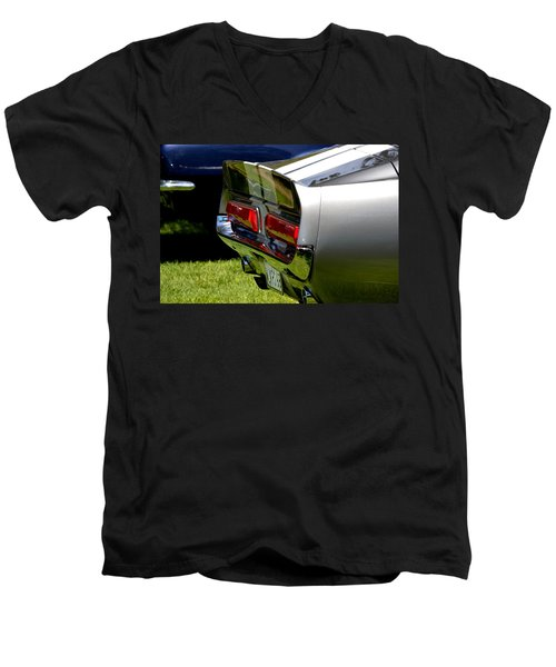 Men's V-Neck T-Shirt featuring the photograph Hr-24 by Dean Ferreira