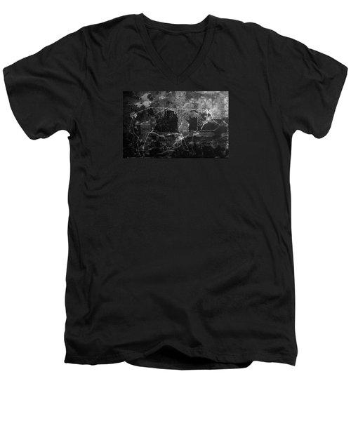 Hybrid Boar 7 Men's V-Neck T-Shirt