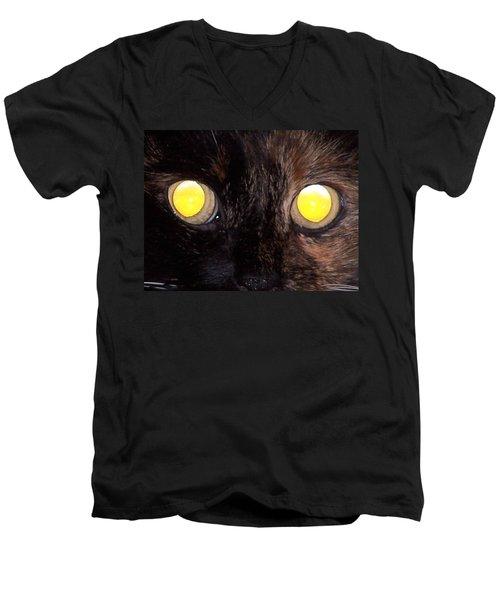 Hypnotic Men's V-Neck T-Shirt