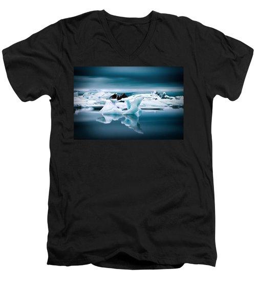 Ice Age Men's V-Neck T-Shirt