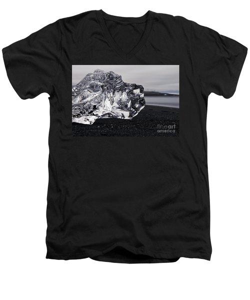 ice Men's V-Neck T-Shirt