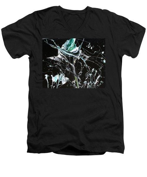 In Bloom Men's V-Neck T-Shirt