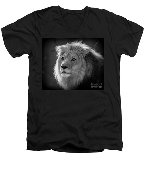 In The Shadows #2 Men's V-Neck T-Shirt