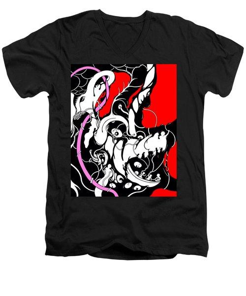 Incubus Men's V-Neck T-Shirt