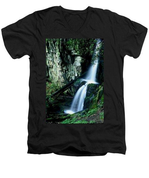 Indian Falls Men's V-Neck T-Shirt