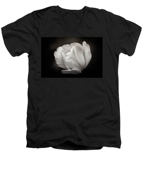 Innocence Men's V-Neck T-Shirt by Sara Frank