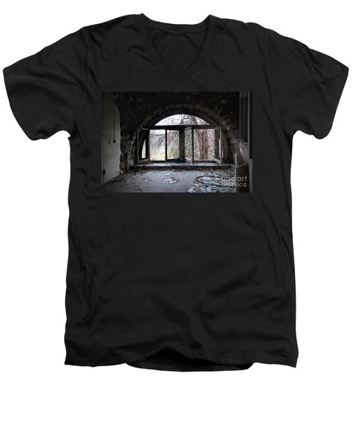 Inside Looking Out Men's V-Neck T-Shirt