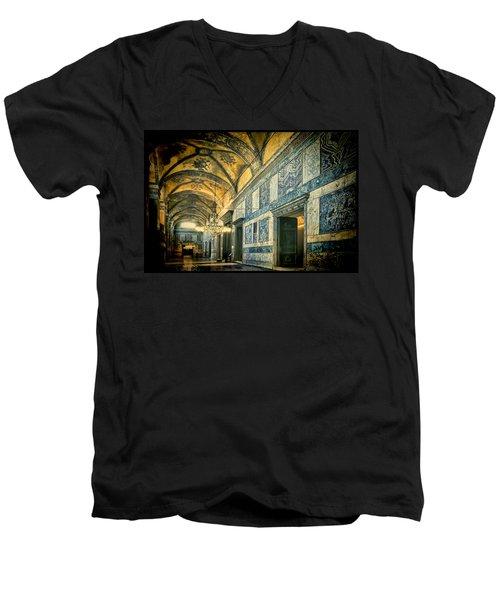 Interior Narthex Men's V-Neck T-Shirt