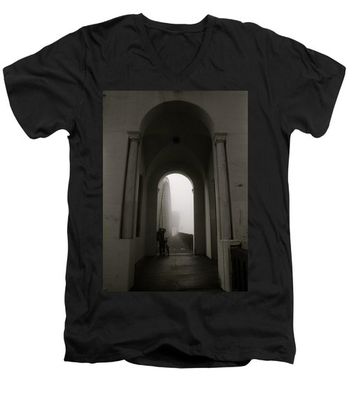 Into The Void 2 Men's V-Neck T-Shirt