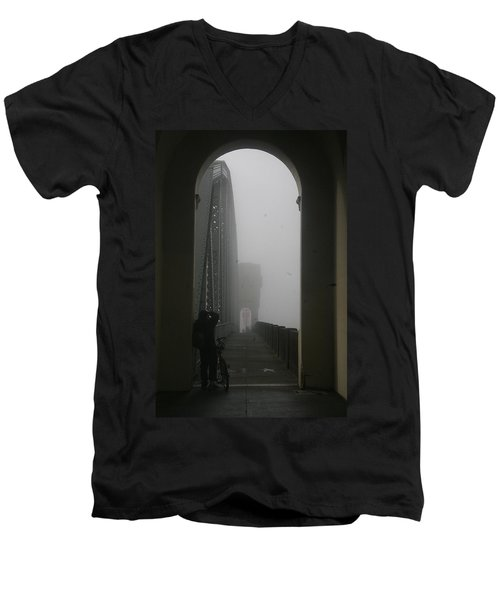 Into The Void Men's V-Neck T-Shirt