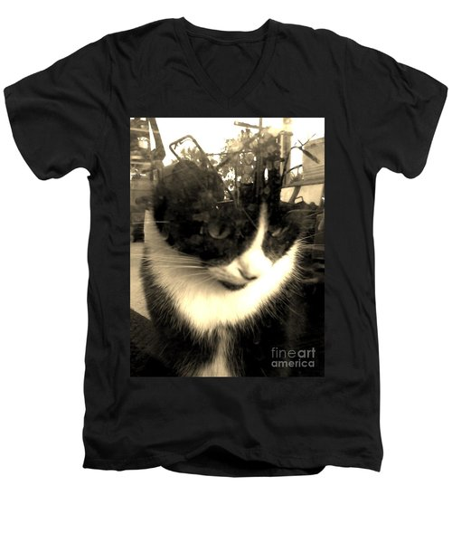 Irie Mechanical Men's V-Neck T-Shirt
