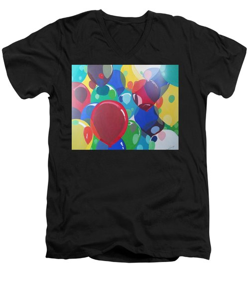 It Men's V-Neck T-Shirt