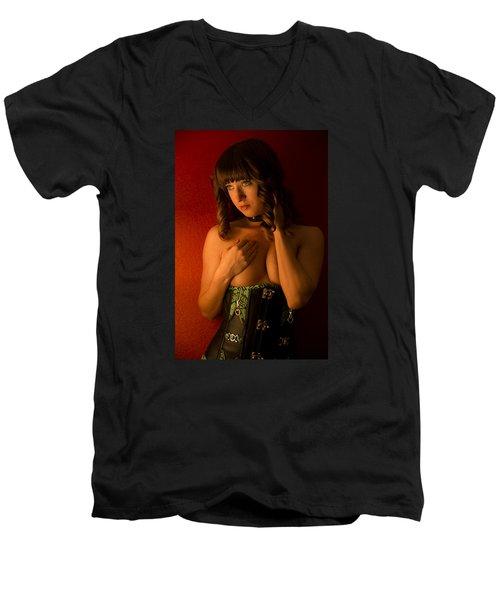 Ivy Lee #2 Men's V-Neck T-Shirt