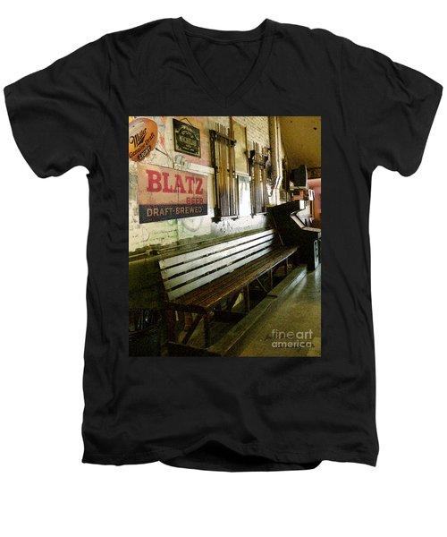Jack's Bench Men's V-Neck T-Shirt