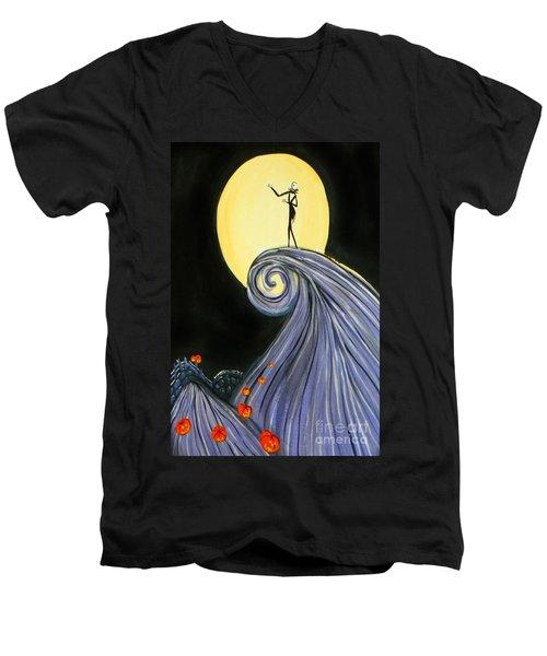 Jack's Lament Men's V-Neck T-Shirt