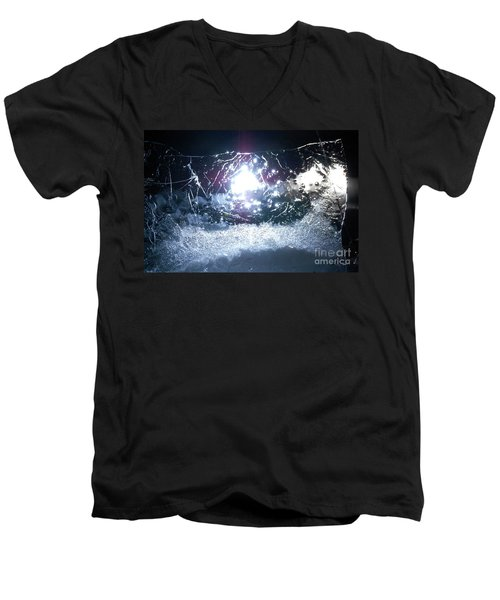 Jammer Cosmos 010 Men's V-Neck T-Shirt
