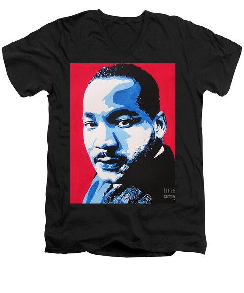 January 20. 2015 Men's V-Neck T-Shirt
