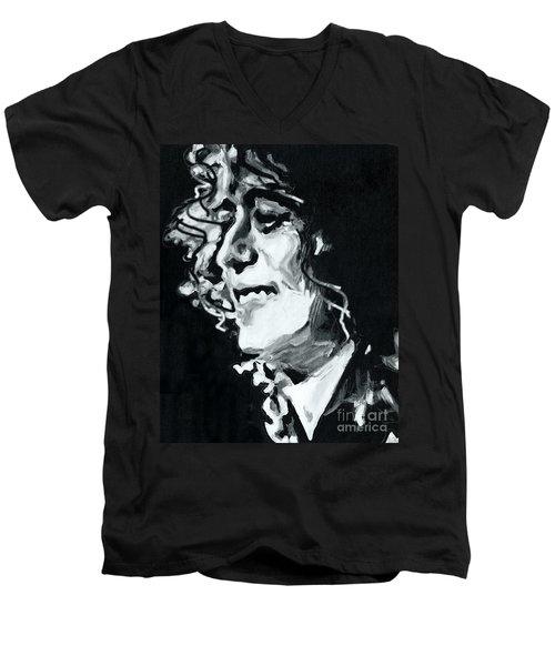 Jimmy Page - Magic Riff Mastermind Men's V-Neck T-Shirt