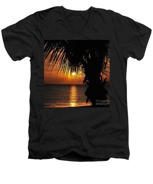Junkanoo View Men's V-Neck T-Shirt