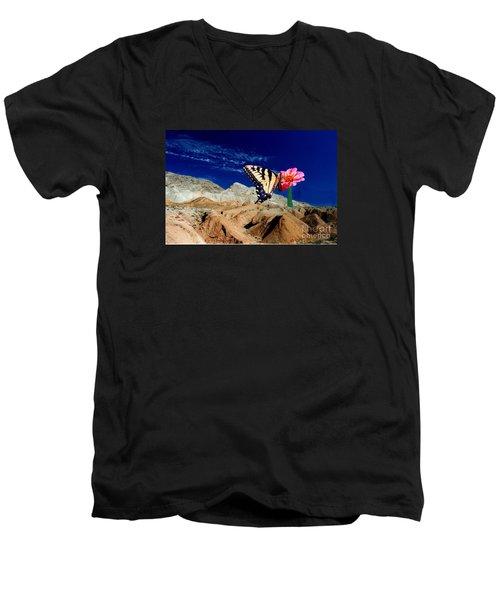 Keep The Faith Men's V-Neck T-Shirt