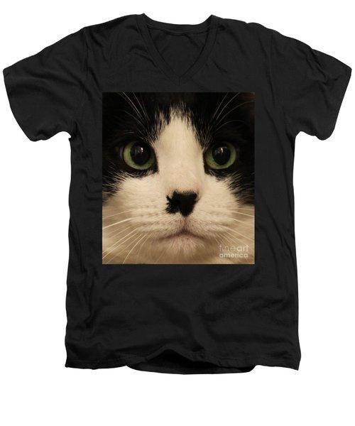 Keetzkeetz Men's V-Neck T-Shirt