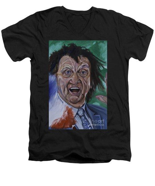 Ken Dodd Men's V-Neck T-Shirt