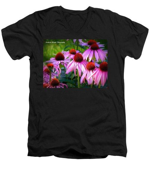 Kissed By Sunlight Men's V-Neck T-Shirt