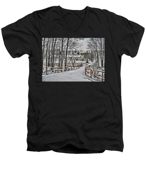 Kloster St. Anna  Men's V-Neck T-Shirt