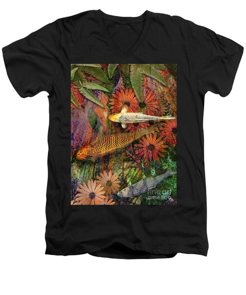 Kona Kurry Men's V-Neck T-Shirt