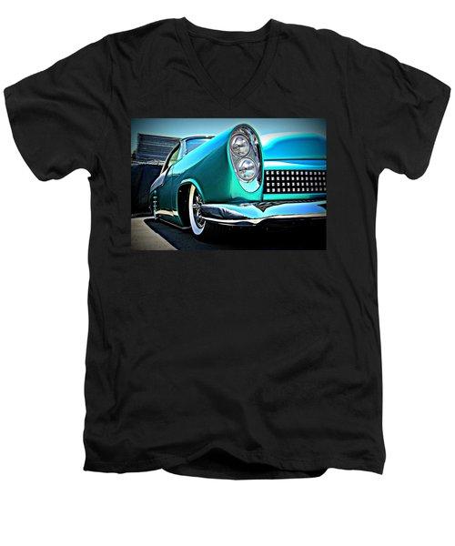 Kustom Kool Men's V-Neck T-Shirt