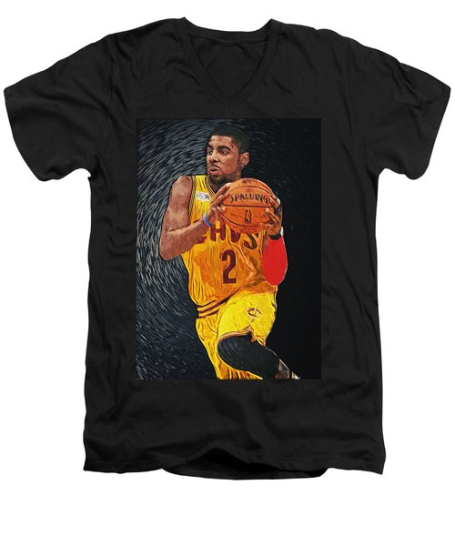 Kyrie Irving Men's V-Neck T-Shirt