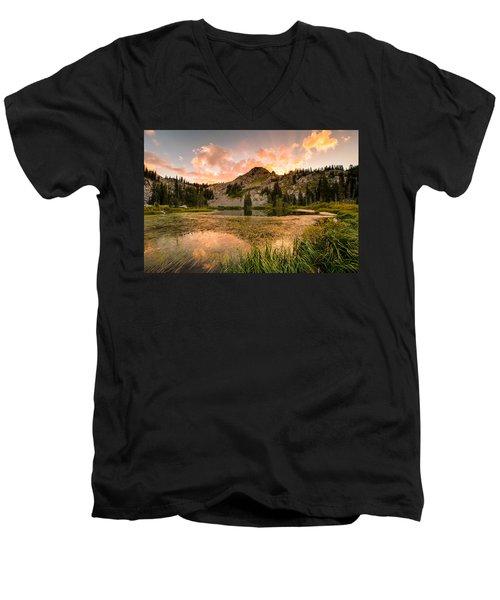 Lake Catherine Men's V-Neck T-Shirt