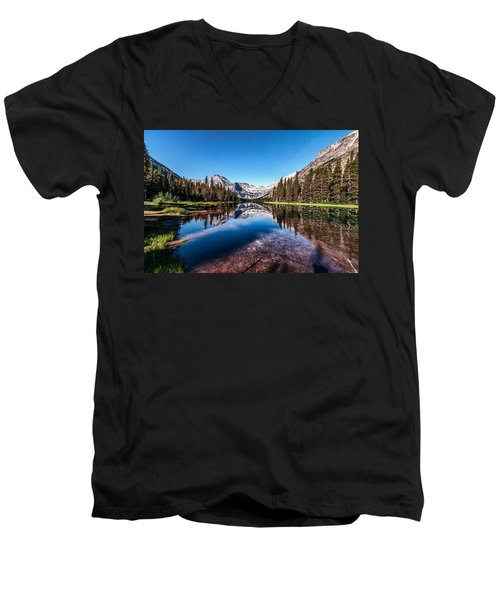 Lake Josephine Men's V-Neck T-Shirt