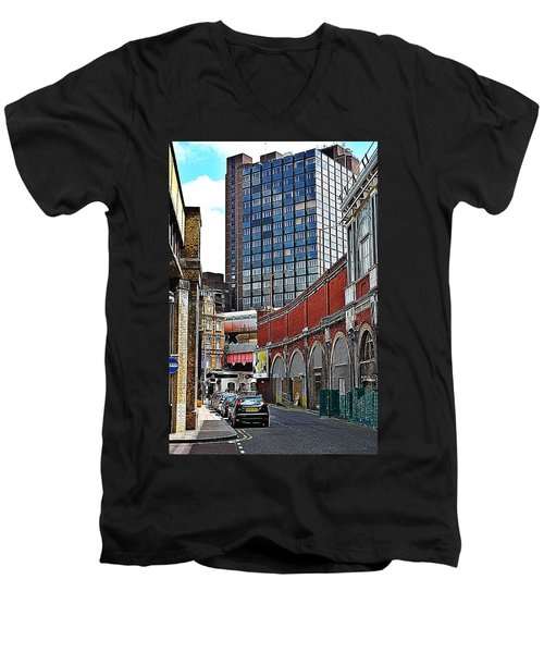 Layers Of London Men's V-Neck T-Shirt