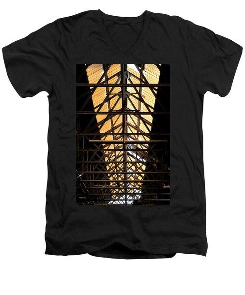 Light From Above Men's V-Neck T-Shirt