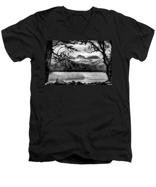 Lingmoor Fell Men's V-Neck T-Shirt