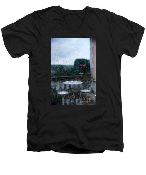 Loire Valley View Men's V-Neck T-Shirt