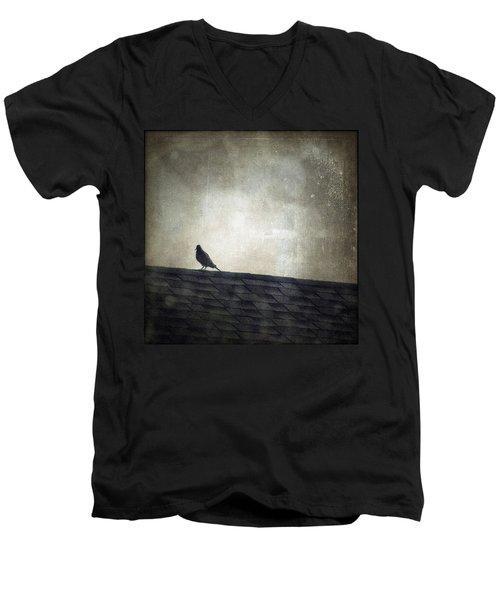Lonesome Dove Men's V-Neck T-Shirt