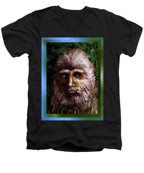 Look Into My Eyes... Men's V-Neck T-Shirt