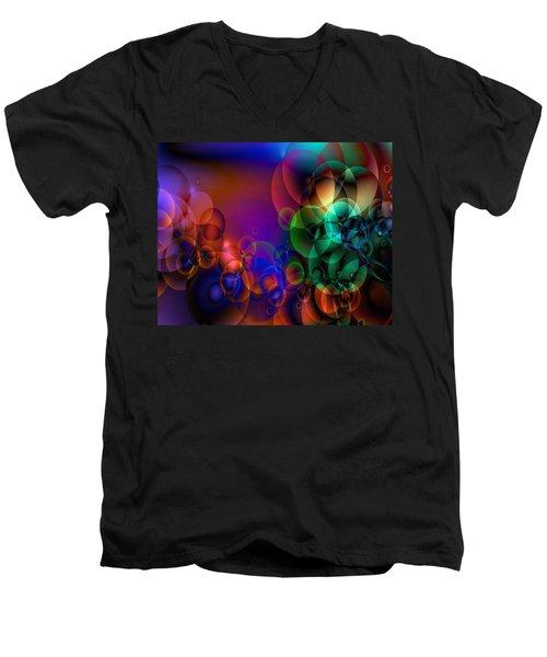 Lost 1 Men's V-Neck T-Shirt